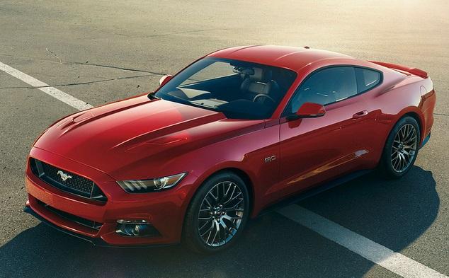 Ford Mustang celebra su 50 aniversario