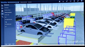 Ford-Siemens Google earth