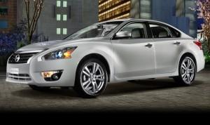 Foto 2_ Nissan Altima 2014 posee una poderosa presencia Premium