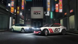 Tokyo Motor Showgoers Produce Nissan IDx Virtual Reality Concept