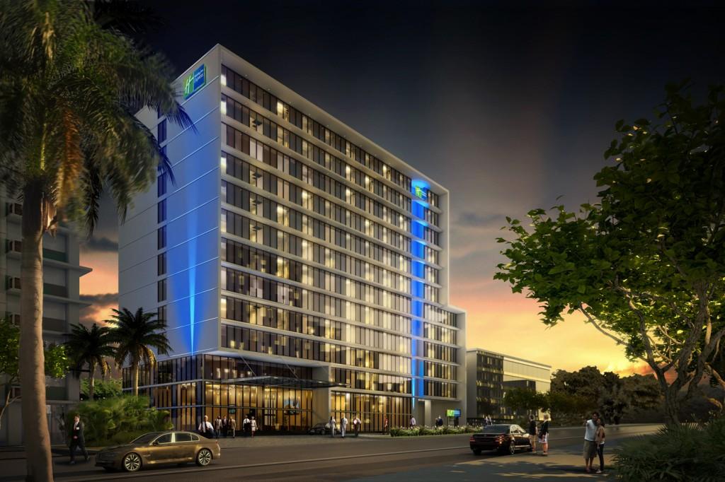 HIEX Panama Financial District- Rendering