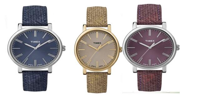 Estrena en Navidad un reloj Timex