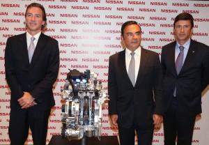 Nissan anuncia produção de moderno motor de três cilindros e 1,0 litro na Fábrica de Motores do Complexo Industrial de Resende (RJ)