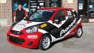 One month ahead of first Nissan Micra Cup race, Nissan announces more detail about the drivers on the grid