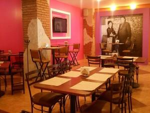 interna restaurante