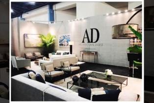 Architectural Digest crea un exclusivo lounge durante Maison & Objet Américas