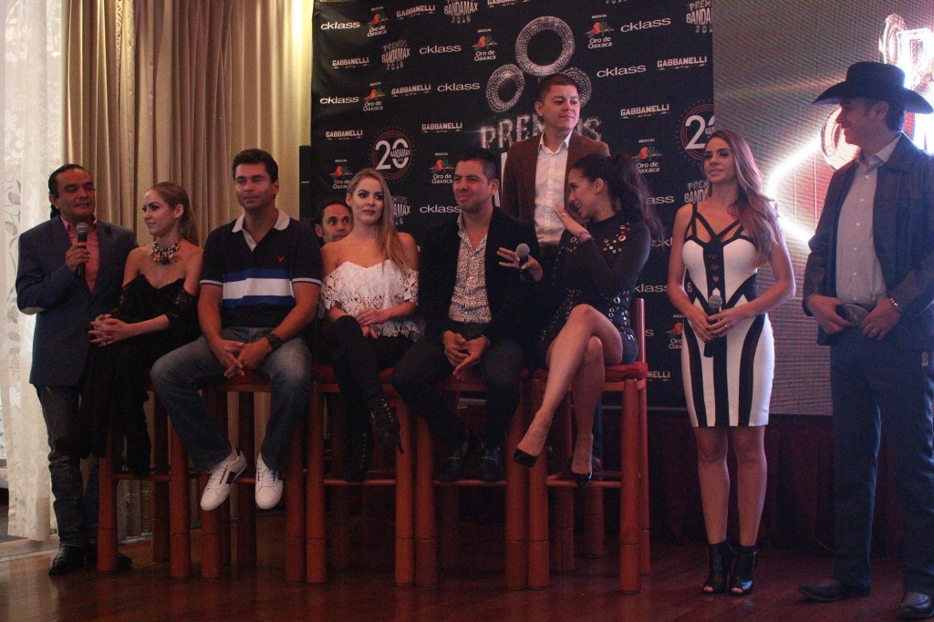 PREMIOS BANDAMAX 2016 - 1