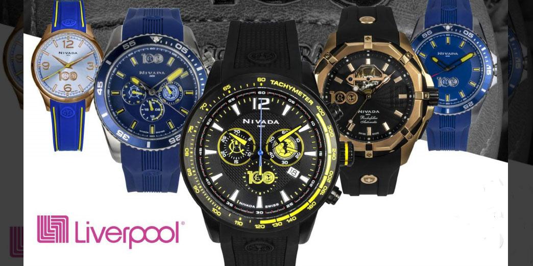 4df2d609f90d Nivada y El Club América presentan reloj conmemorativo 100 años
