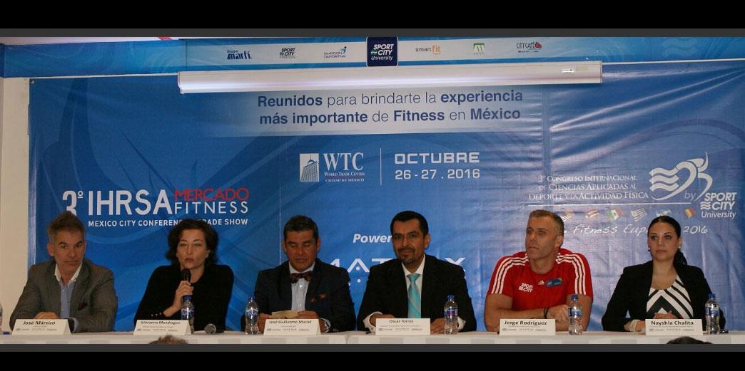 Grupo Martí e IHRSA a favor de la profesionalización y el crecimiento de la  industria fitness 77db27bd560