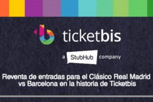 La Reventa del Clásico Español: Real Madrid vs Barcelona