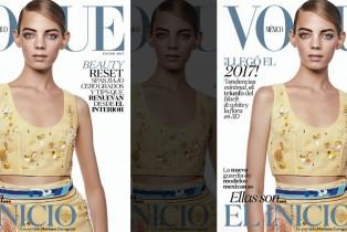Vogue México Enero