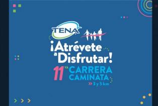 Se anuncia la 11ª edición de la Carrera Caminata TENA