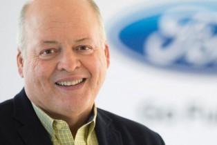 Ford nombra a Jim Hackett como CEO de la compañía para fortalecer las operaciones