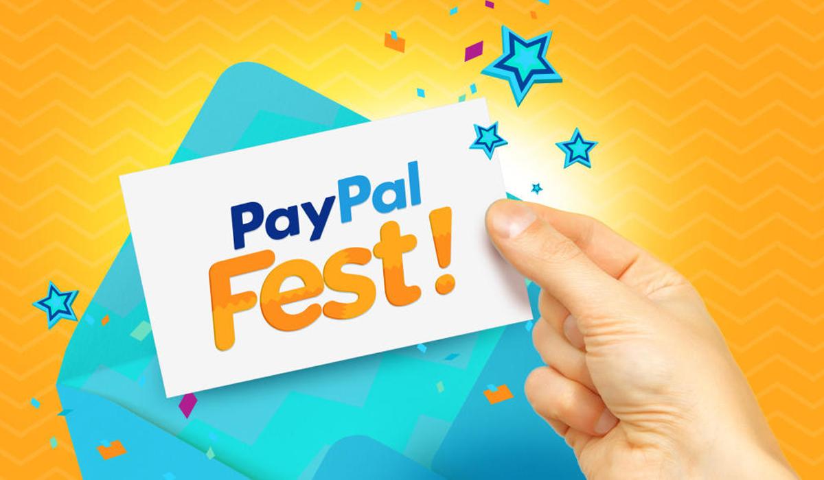 pay pal fest